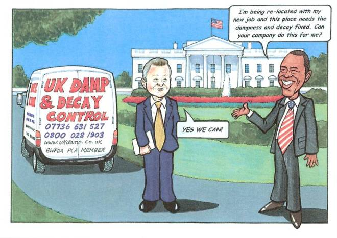 obama and plumber