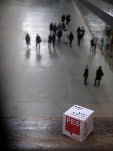 PES Cube TATE