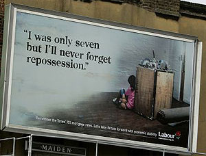 Never forget repossession