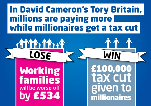 labour millionaires tax cut leaflet-1