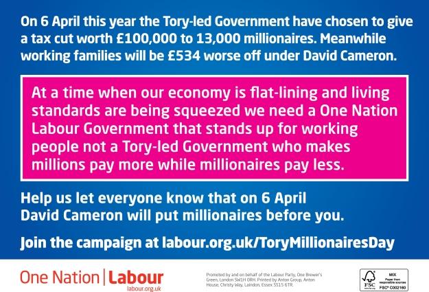 labour millionaires tax cut leaflet-2