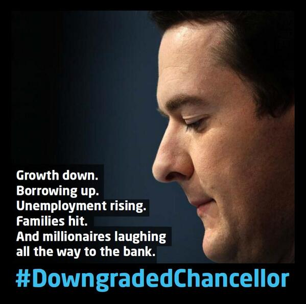 downgraded chancellor