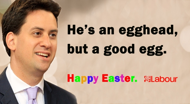 ed miliband egg head but good egg
