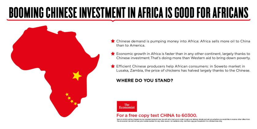 Booming chinese investment in africa is good for africans