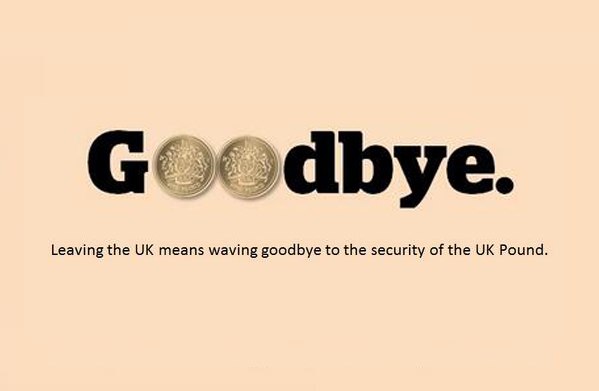 Goodbye Scotland Referendum better together copy