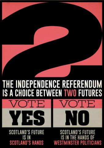 Scotlands future two choices