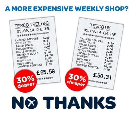 better together - weekly shop