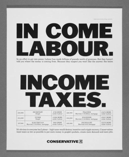 In come labour, income taxes 1992 v2