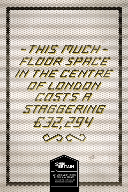 Bathroom floor homes for britain westminster poster