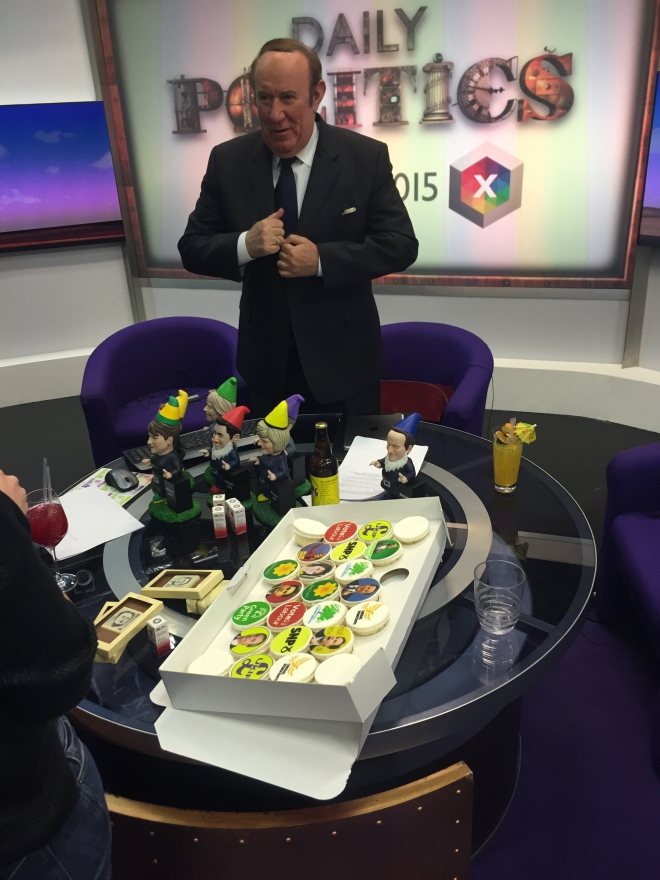 Andrew Neil election gimmicks