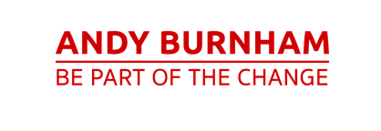 Andy Burnham logo
