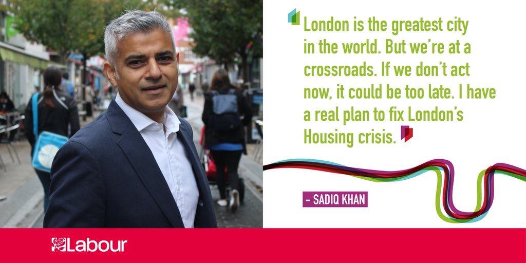 Sadiq Khan: politicalbranding