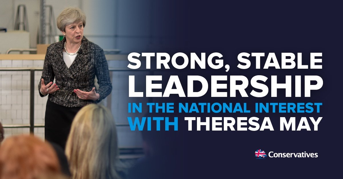Strong and stable leadership