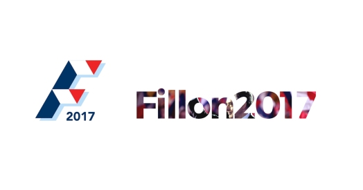 fillon 2017 logo and line
