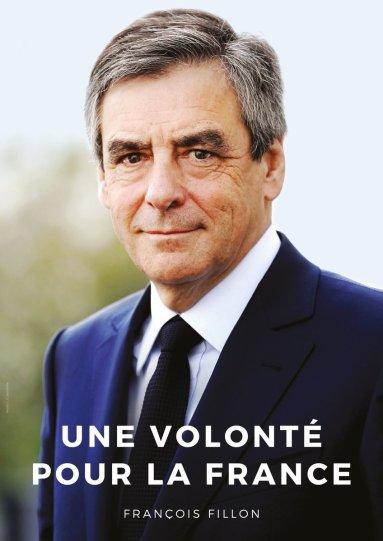 Francoise Fillon une volonte pour la france