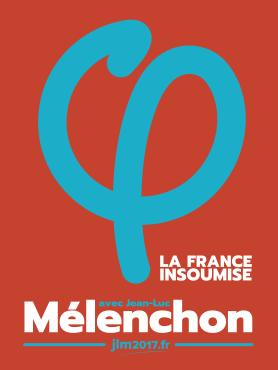 Melenchon 2017 logo