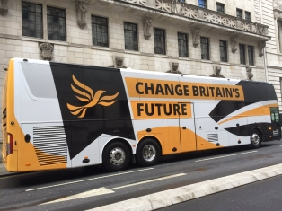 Lib Dems change britain's future