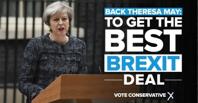 Back Theresa for Best Brexit Deal