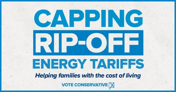 Standing up to energy companies theresa may