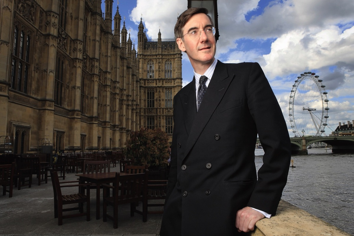 Labour Party grass roots attack Jacob Rees-Mogg