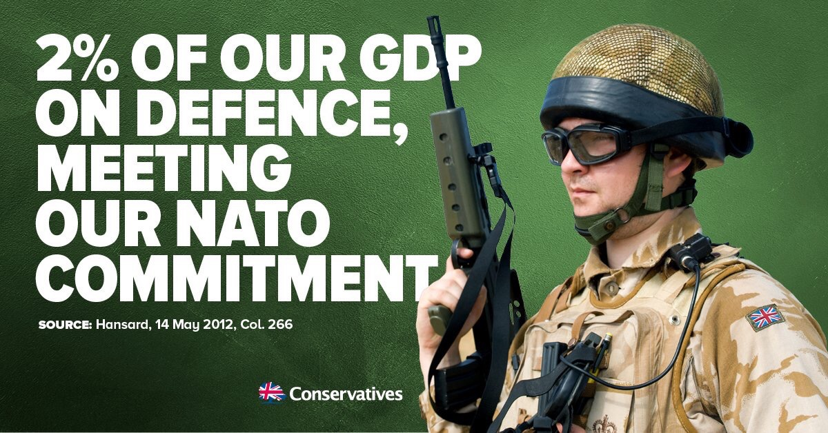 Conservative Party's new ads aim to make brand feel younger