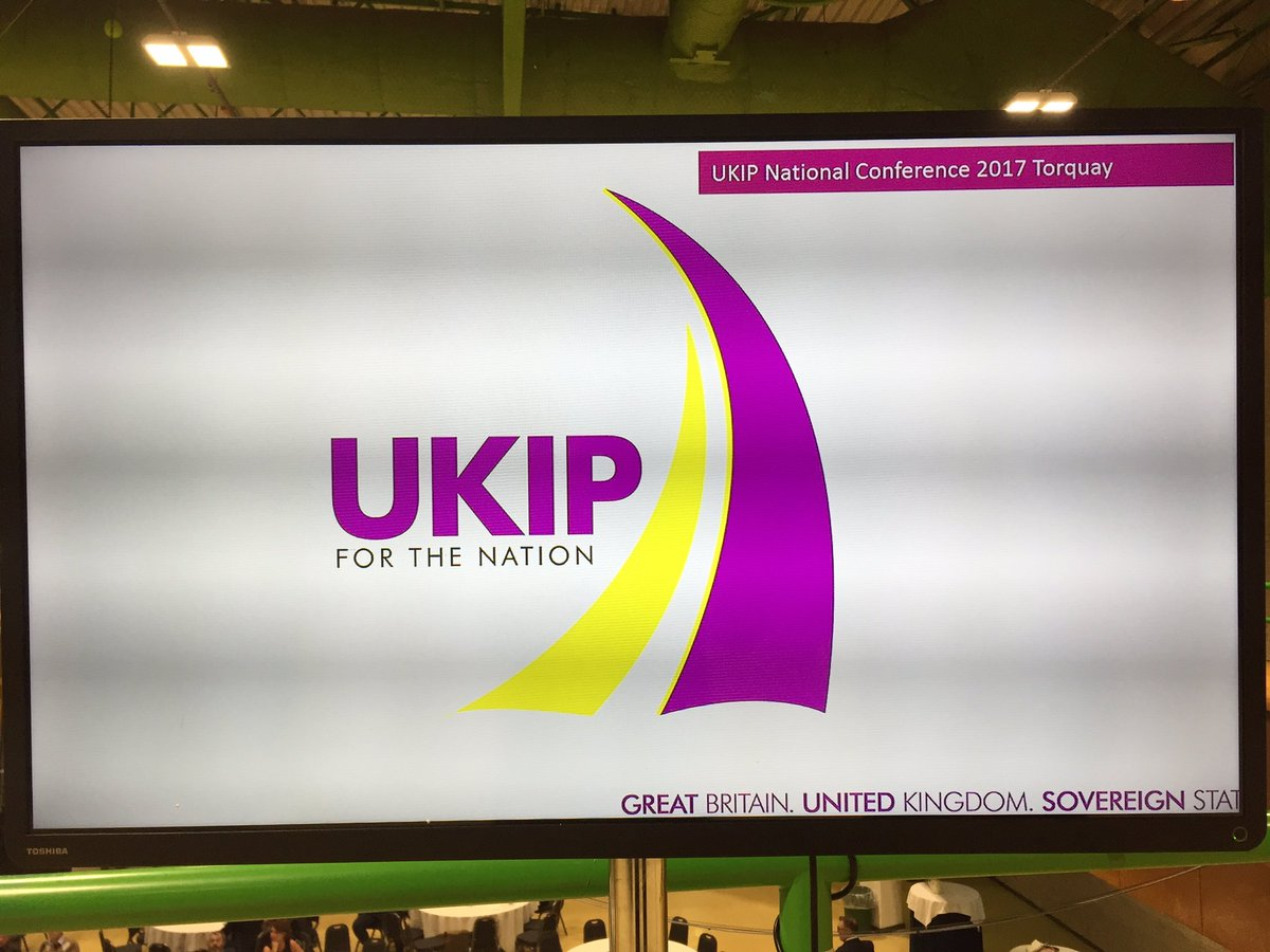 Alternate logo ukip 2017 conference