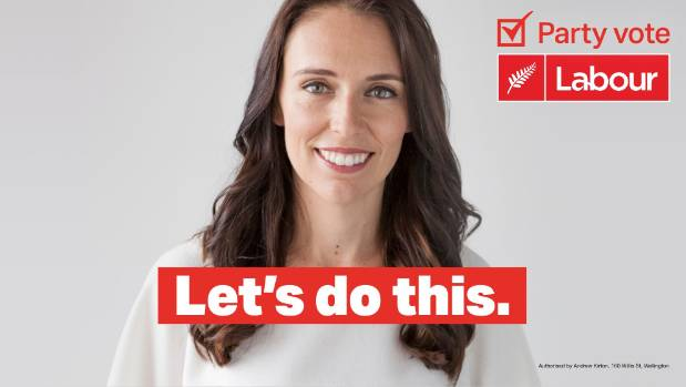 I'm with jacinda