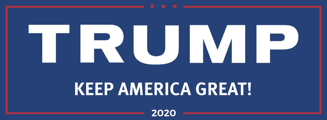 Keep America Great Trump 2020 KAG